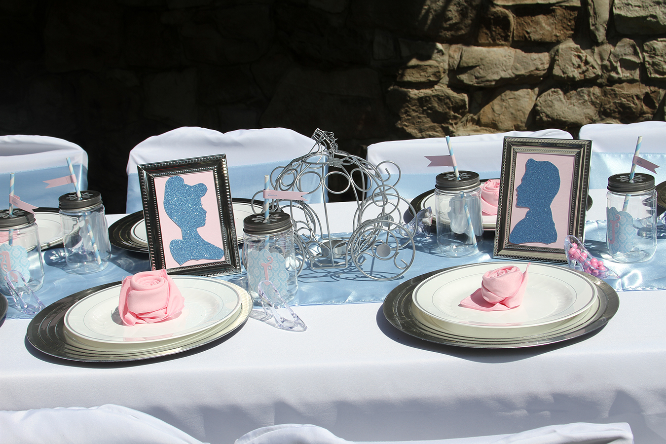 Featured event cinderella birthday sweetly chic events
