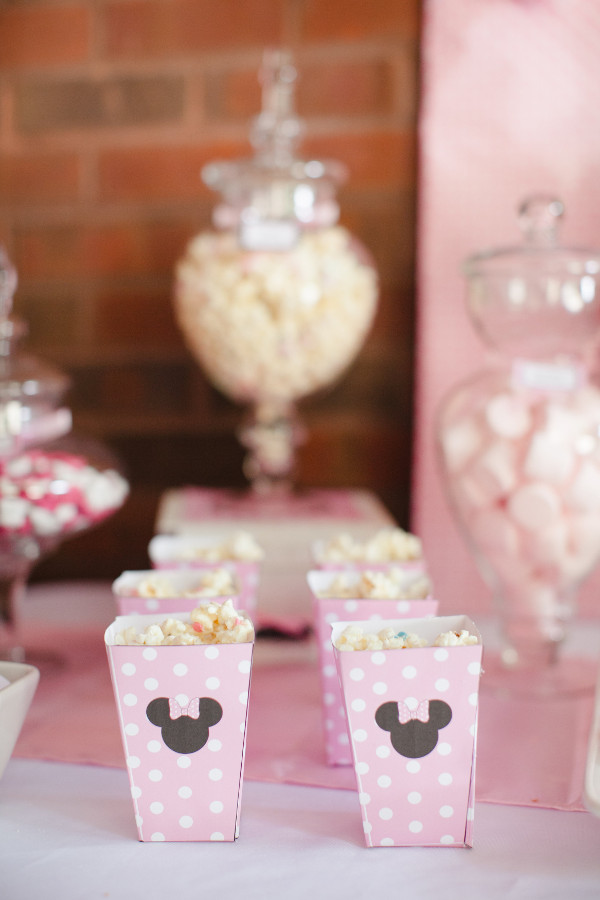 Minnie Mouse First Birthday Sweetly Chic Events Amp Design