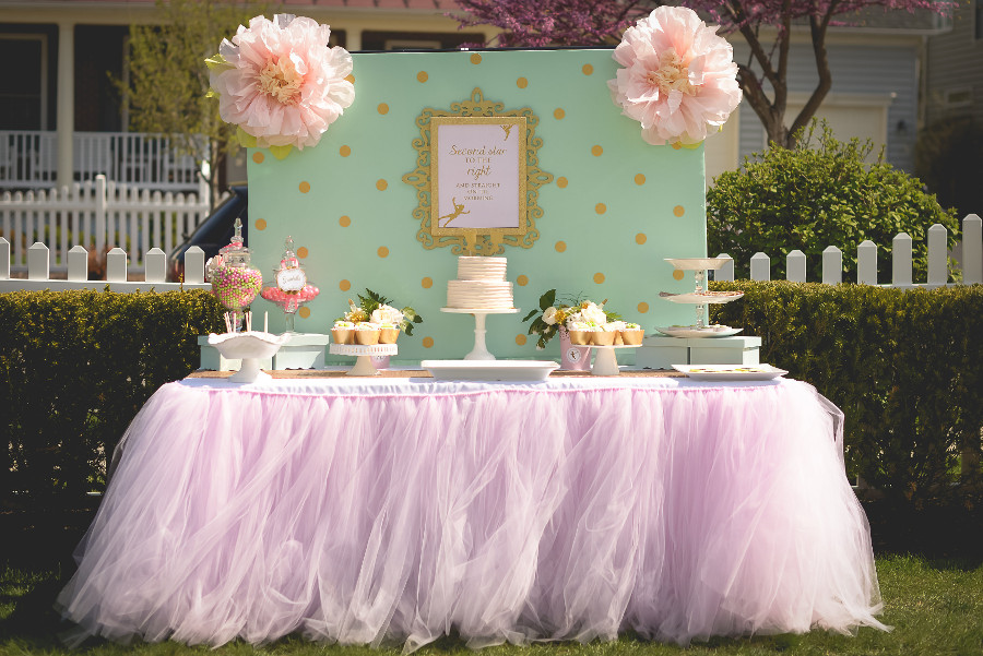 Neverland Birthday Sweetly Chic Events amp Design
