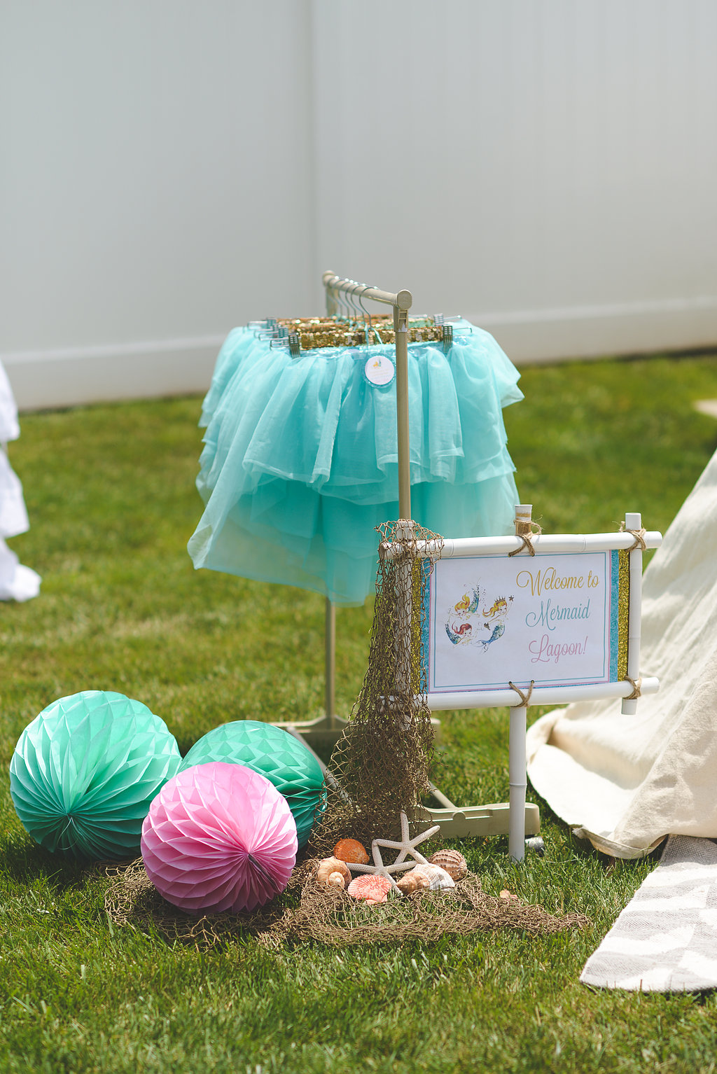 Vintage Mermaid Party Sweetly Chic Events Amp Design
