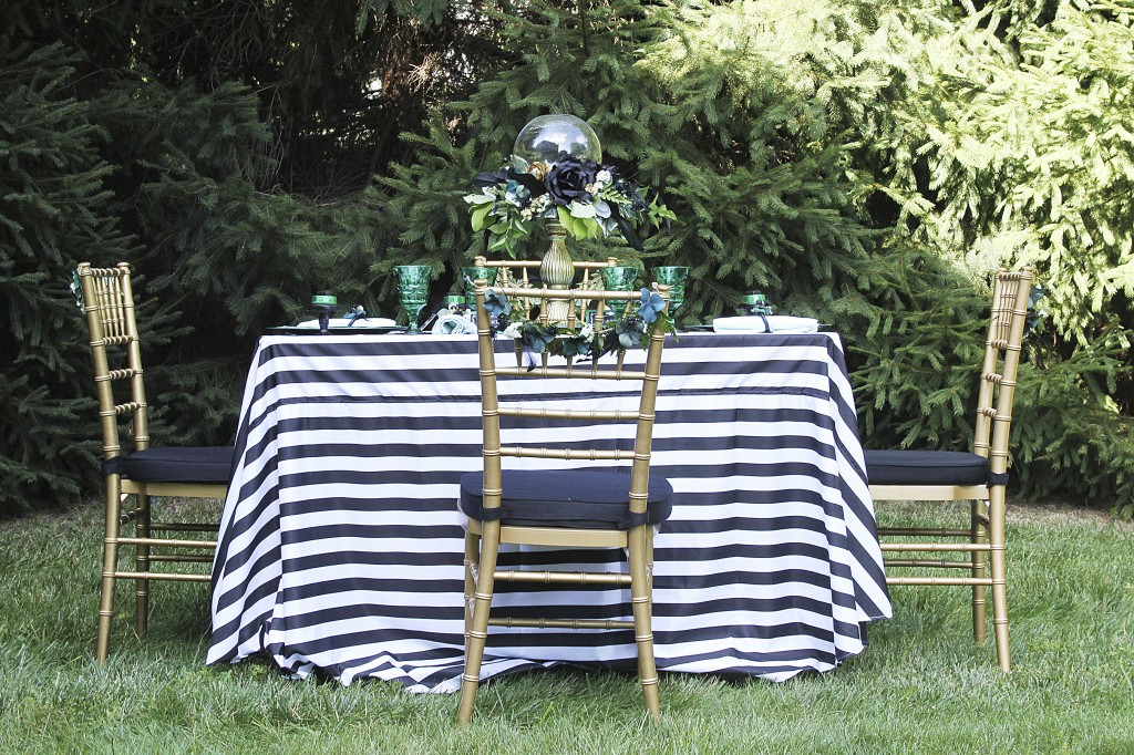 Sweetly Chic Events & Design Simply Wicked: Wicked Witch Inspired Dinner Party