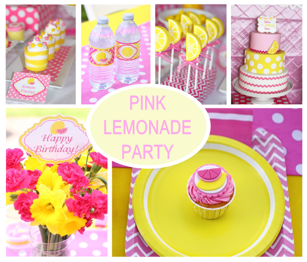 Sweetly Feature: Pink Lemonade Party | Sweetly Chic Events & Design