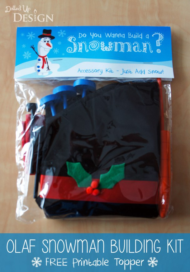 frozen Snowman Kit