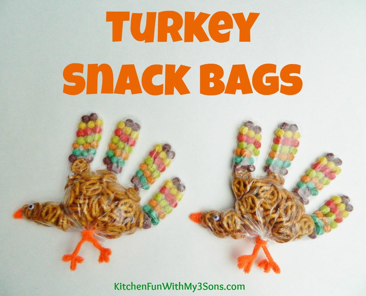 kid friendly thanksgiving food