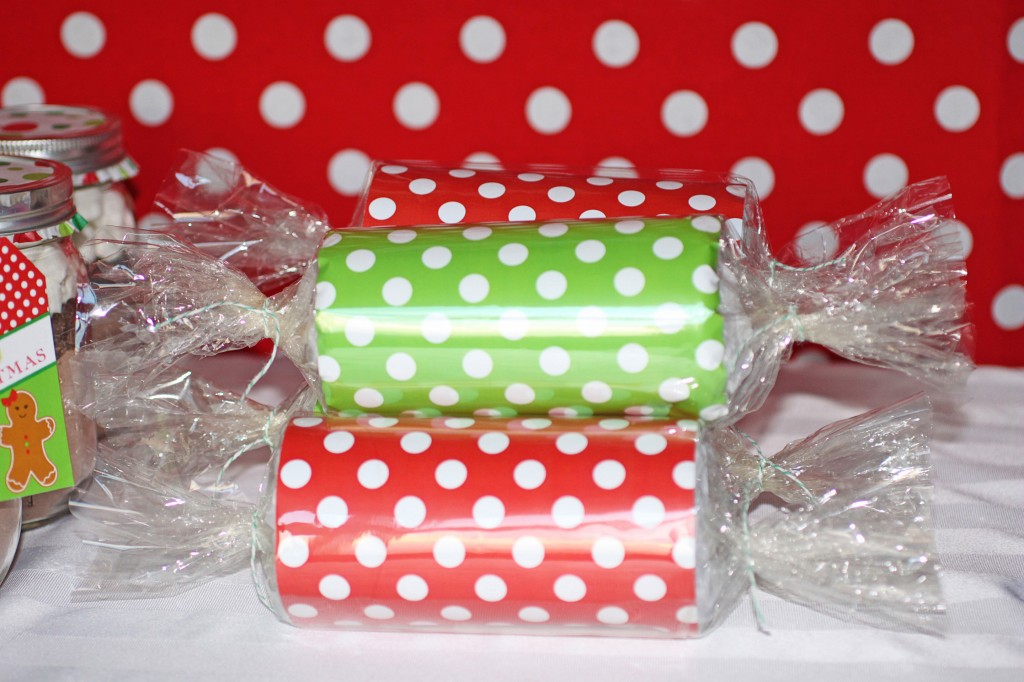 Christmas Party Favours Ideas Part - 22: Red And Gree Christmas Party Favor Ideas