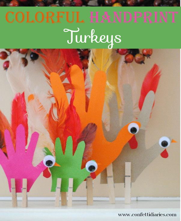 Thanksgiving kid craft
