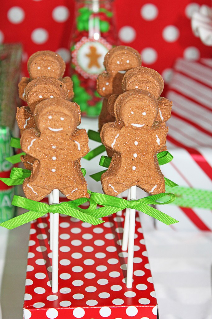 Sweetly Feature: Gingerbread Man Christmas Party! | Sweetly Chic ...