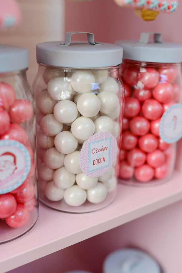 gumball candy jars