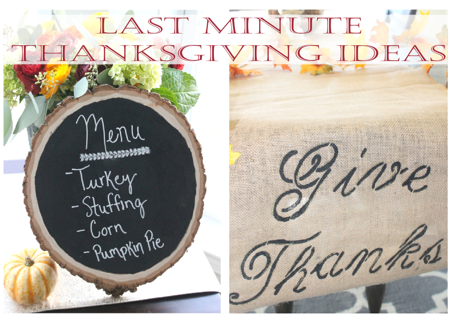 thanksgiving craft ideas