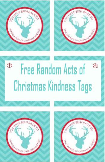 The Spirit of Christmas: Random Acts of Christmas Kindness (RACKING)