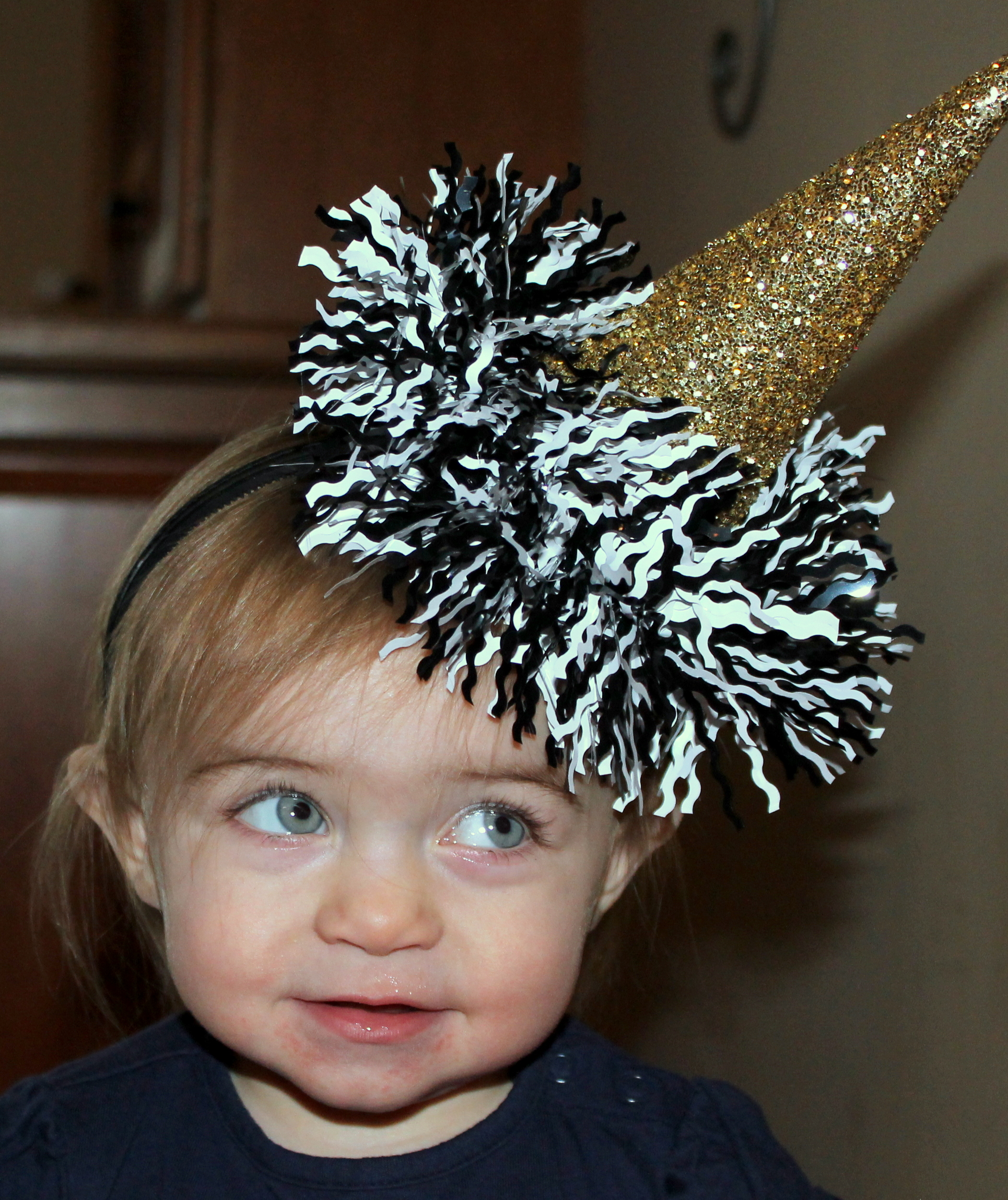 diy new years eve party hats