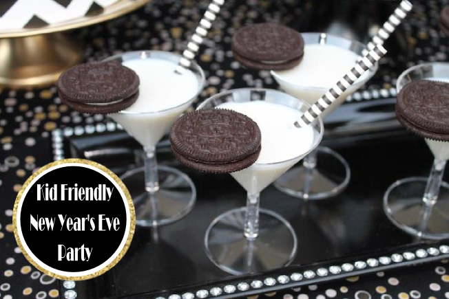 Kid Friendly New Year's Eve Party Ideas