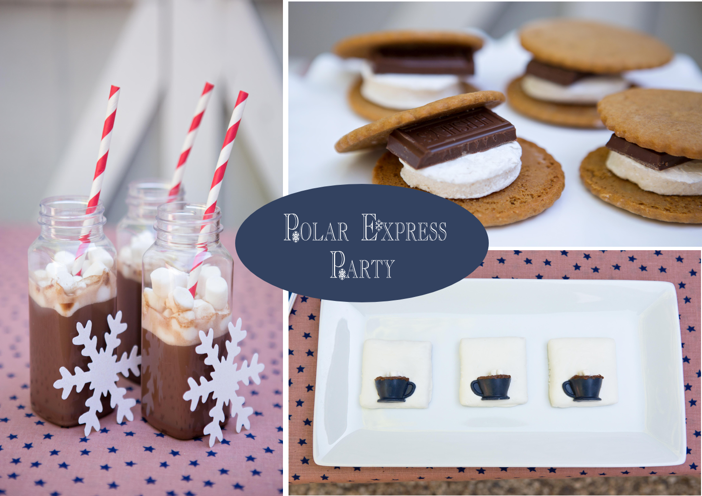 Ordinary Polar Express Party Ideas For Christmas Part - 7: Polar Express Party