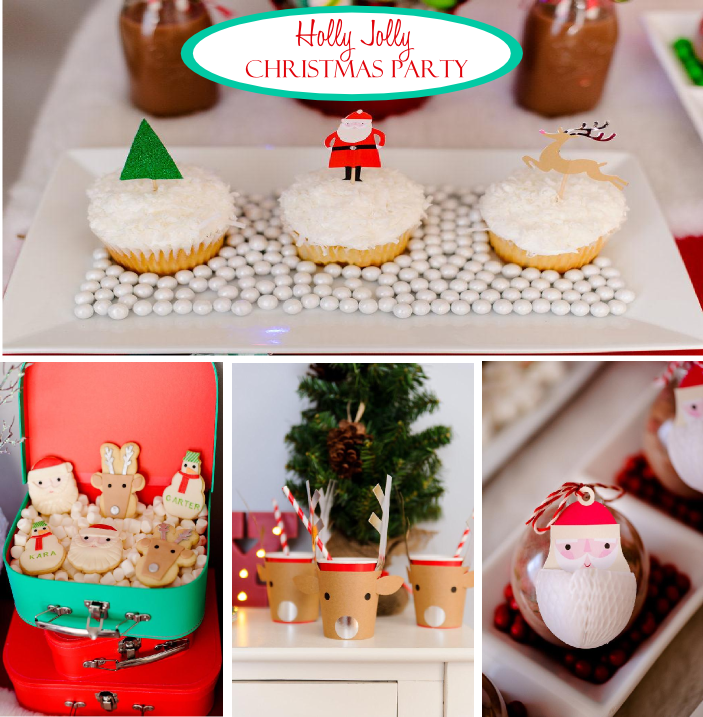 Land of Nod Holly Jolly Christmas Party