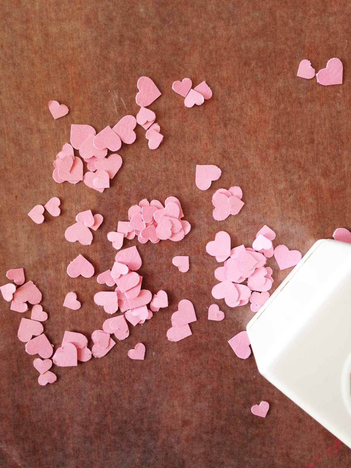 diy heartvalentines day wrapping paper - Valentines Day Wrapping Paper