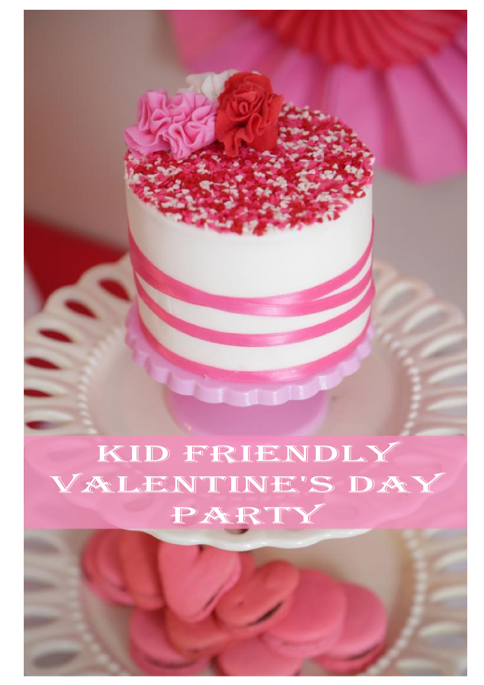 kid friendly valentines day party