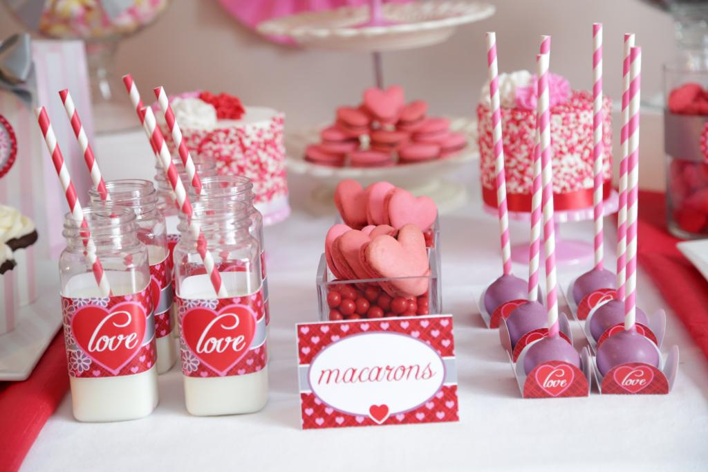 Kid Friendly Valentine S Day Party
