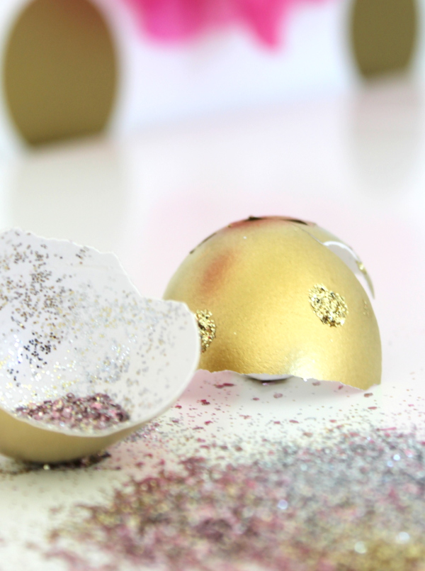 DIY Glitter Surprise Egg Final 3