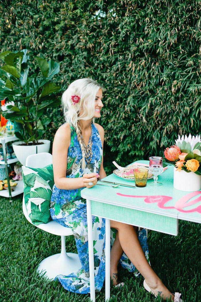Aloha Luau Bridal Shower Inspiration