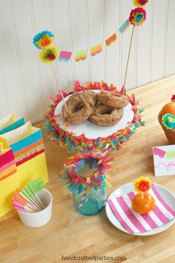 DIY Cinco de Mayo Fiesta Party