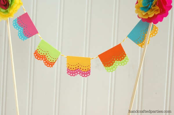 Mini Papel-picado-garland-with-tissue-flowers