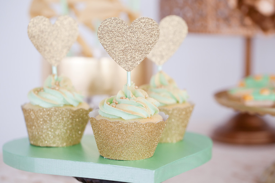 Sweetly Feature Mint To Be Bridal Shower
