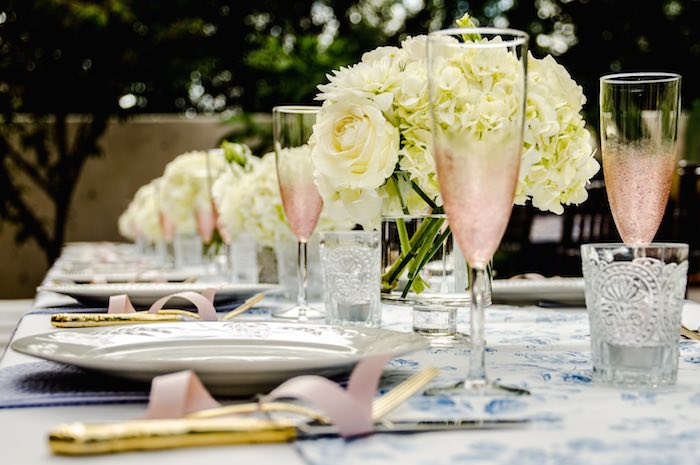 Sweet as Pie Baby Shower Dining Table 2