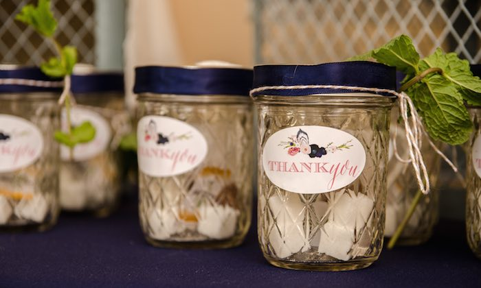 Sweet as Pie Baby Shower Favors