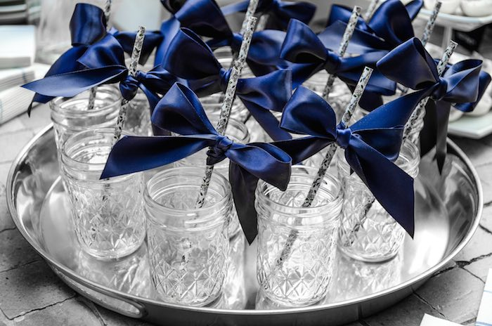 Sweet as Pie Baby Shower Glasses