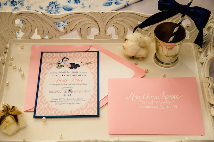Sweet as Pie Baby Shower Invitation