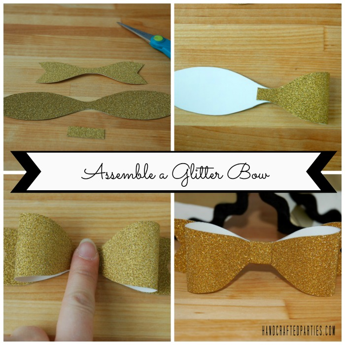 Assemble-a-glitter-bow_Handcrafted-Parties
