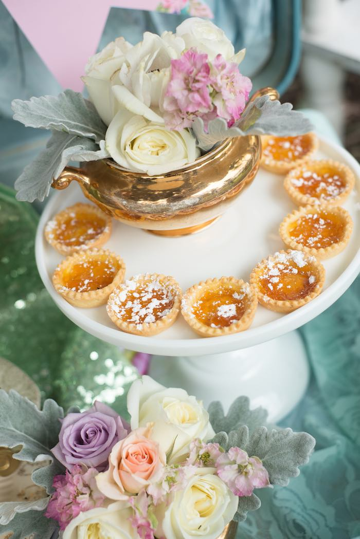 mothers day party tarts