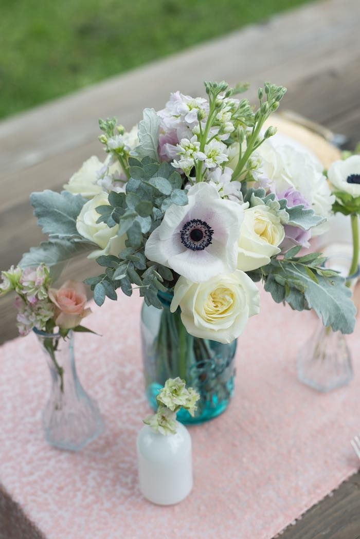mothers day party bouquet