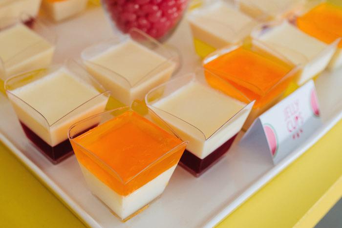 Tutti Frutti Birthday Party Jell-o