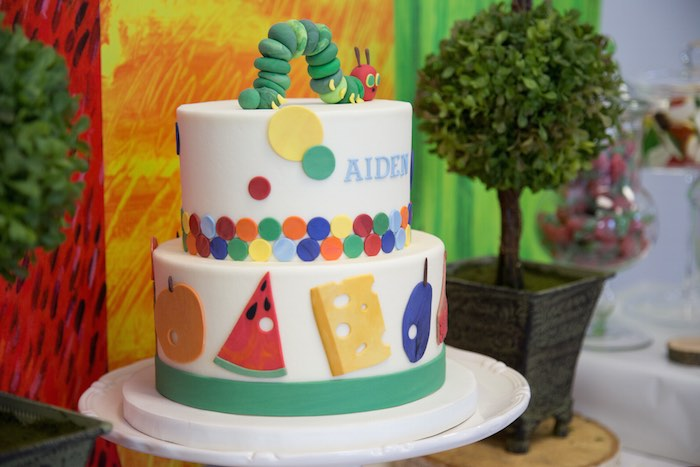 Very Hungry Caterpillar Butterfly Cake Pics For > The Very...