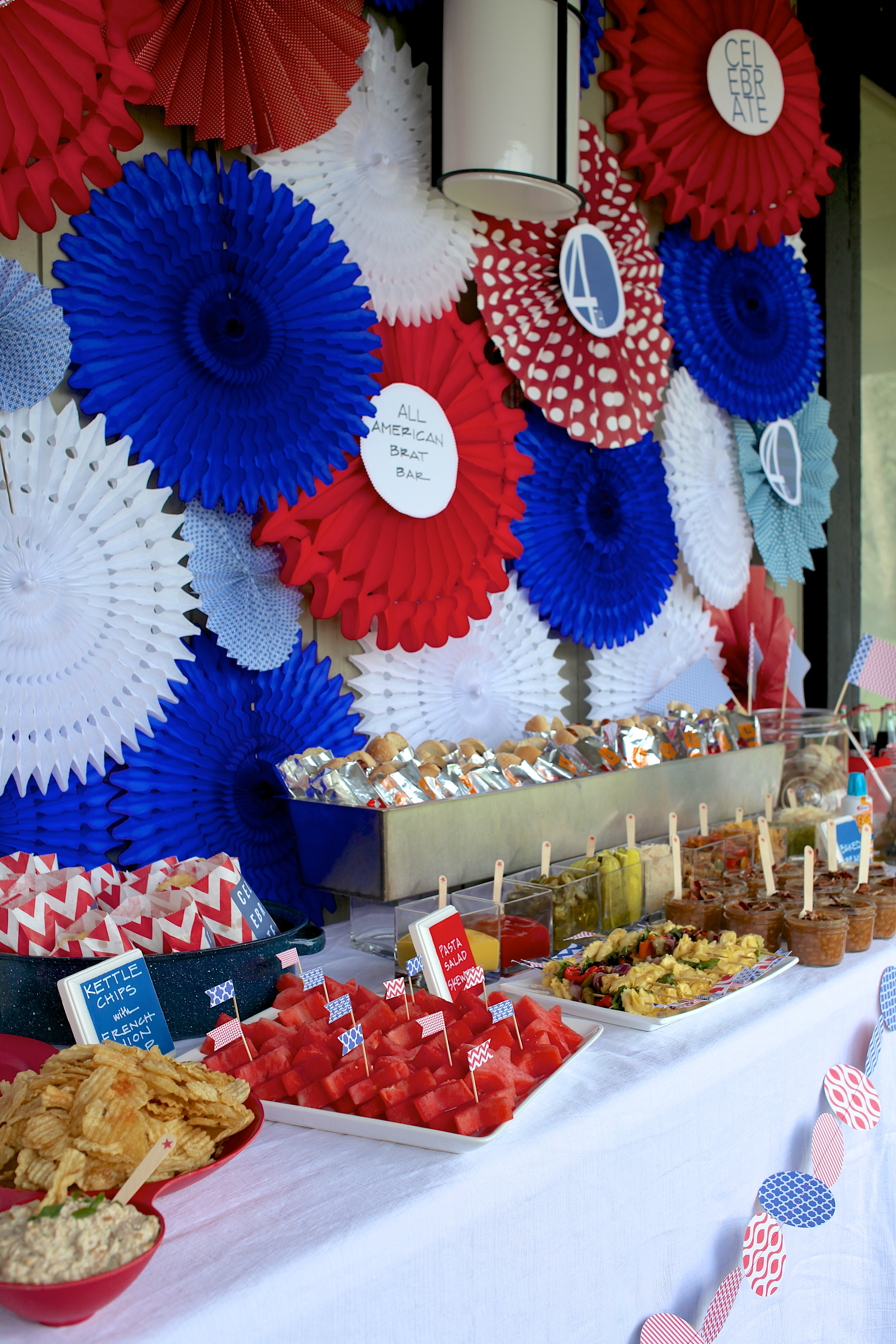 Entertaining Shoppe 4th of July Party Food Ideas