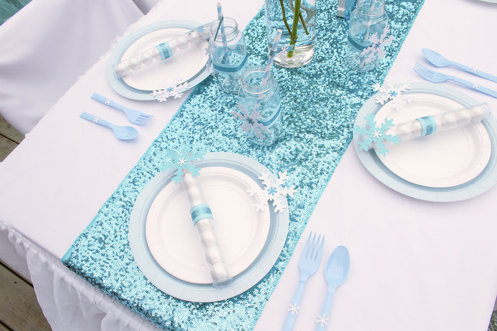 Surprising Frozen Table Setting Ideas Contemporary - Best Image . & Surprising Frozen Table Setting Ideas Contemporary - Best Image ...