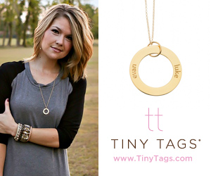tiny tags necklace giveaway