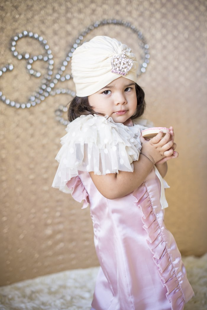 pink garden party childrens wear
