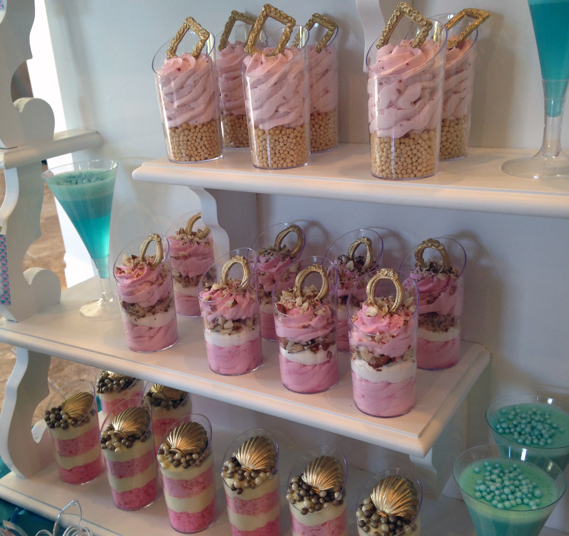 Sweetly Feature Chic Mermaid Party Sweetly Chic Events