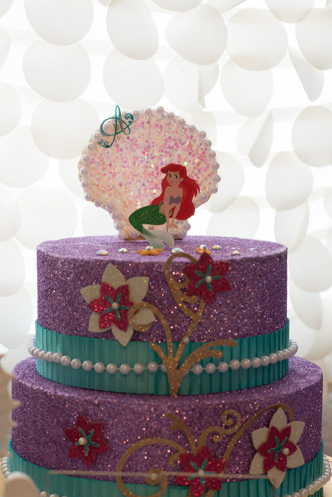 The Little Mermaid Inspired Party