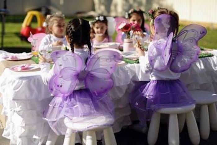 fairy garden birthday party party crafts