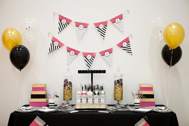 kate spade pool party