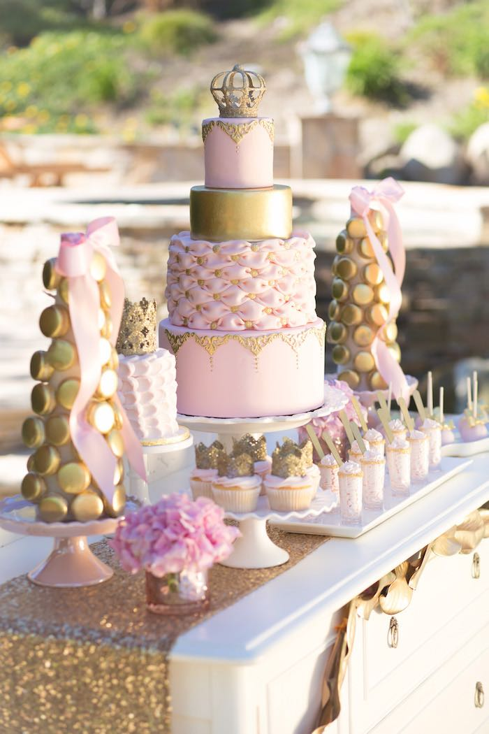 First Birthday Sweetly Chic Events Design