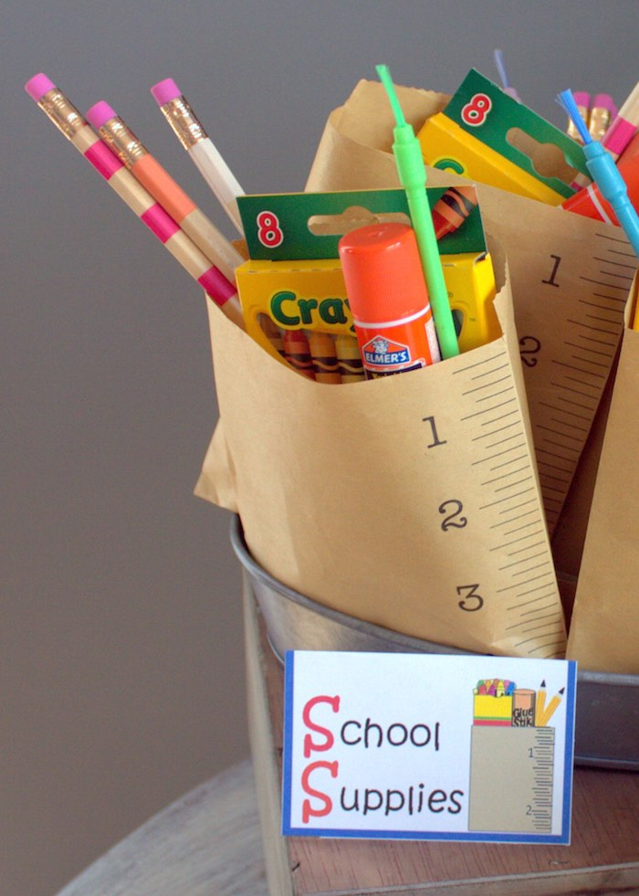 Back to school party for Back to school party decoration ideas