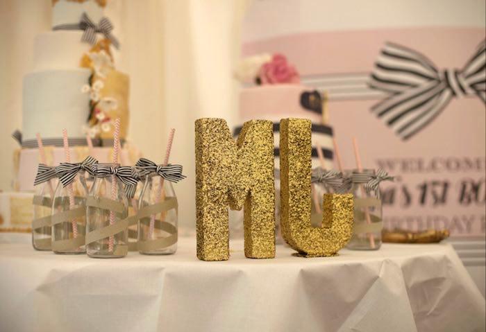 Fashion Boutique Birthday Party Decor