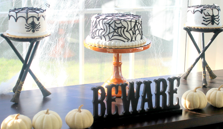 Halloween Party Cakes (2)