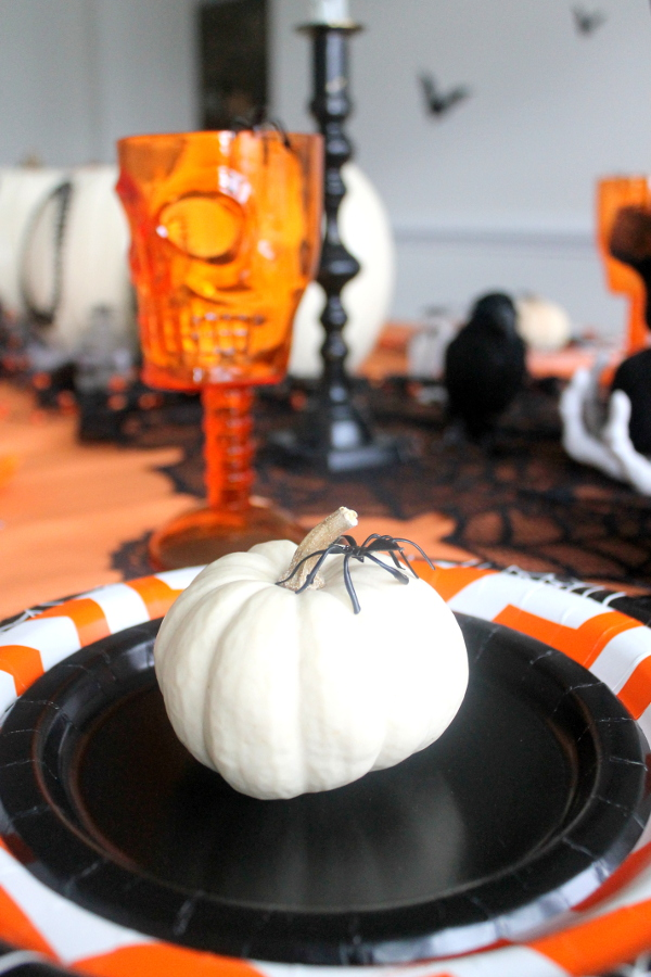 Halloween Party Place Setting2
