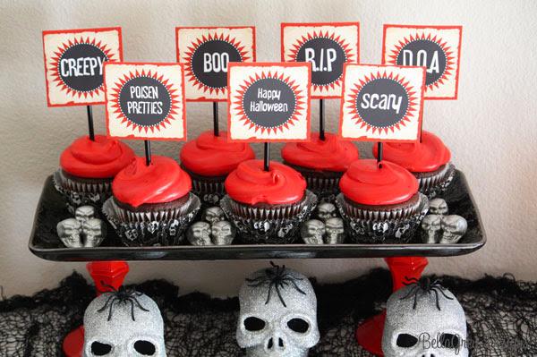 Skeleton Halloween Party