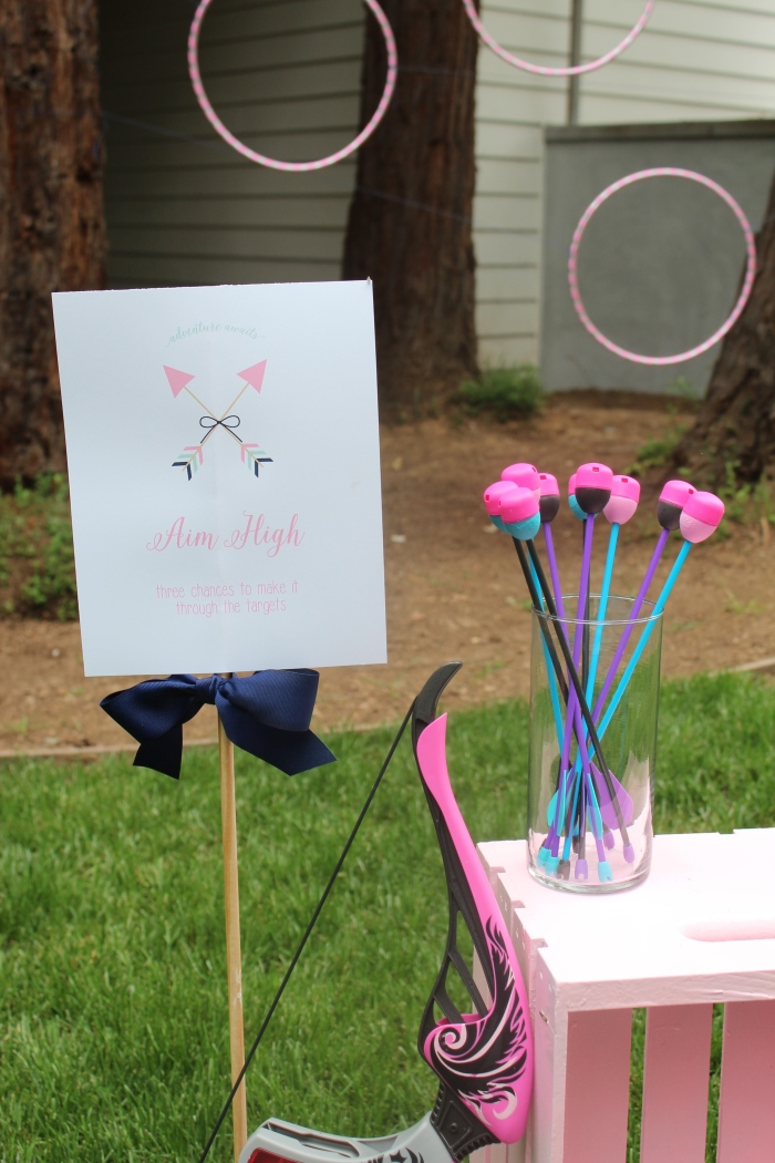 bows-and-arrows-party 36